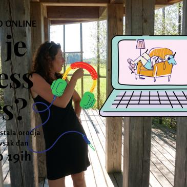 Brezplačno spletno druženje – Kaj je Access Bars? Access Bars za sproščen vsakdan